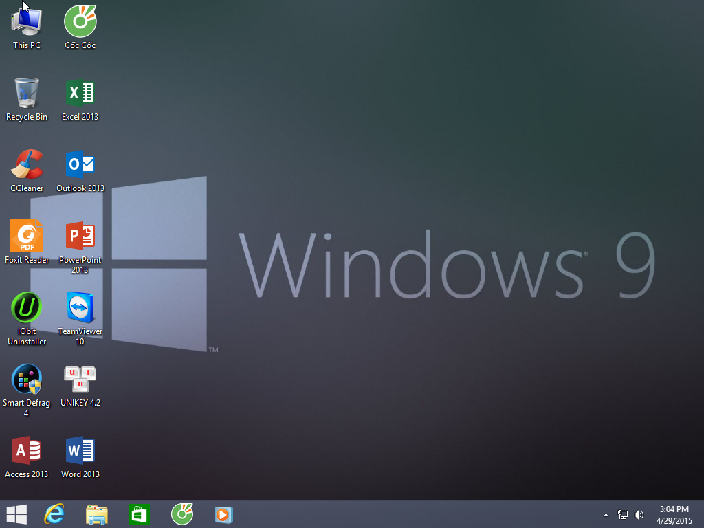 Ghost Windows 8.1 Pro Full Update 3 + Full Soft new version